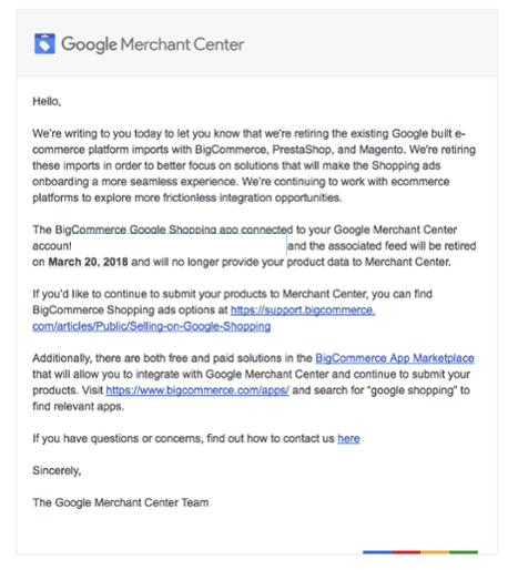 mail google fin merchant center
