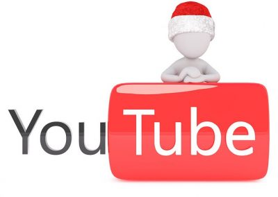 All I want for Christmas is YOUtube !! ????