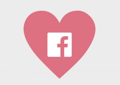 Utiliser Facebook pour la Saint-Valentin, bonne ou mauvaise idée ?