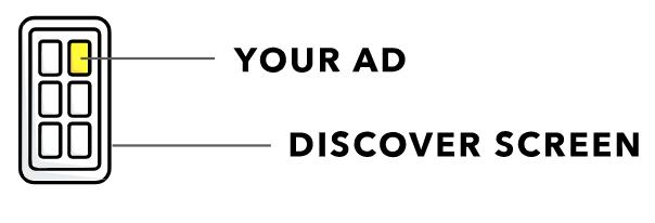 publicités Snapchat