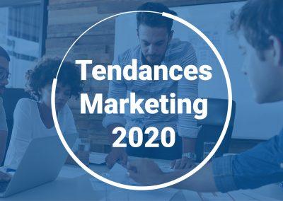 Les 5 tendances marketing incontournables à suivre en 2020