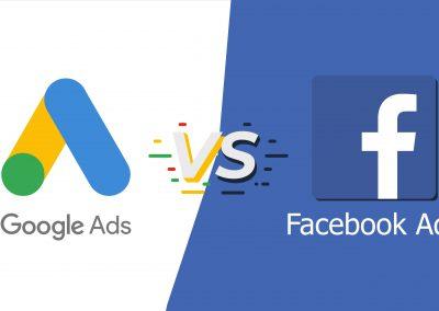 Google Ads ou Facebook Ads : où investir votre budget marketing ?