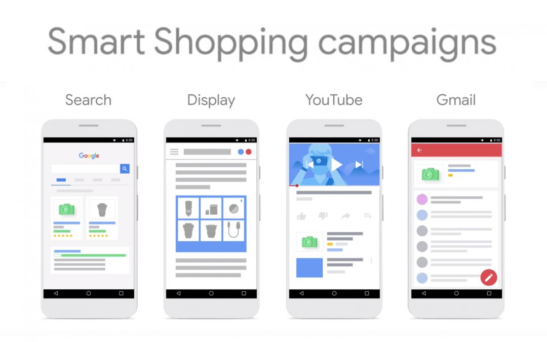 Les publicités Google Shopping débarquent dans Gmail